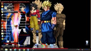 Temas De Dragon Ball Z Para Windows 7