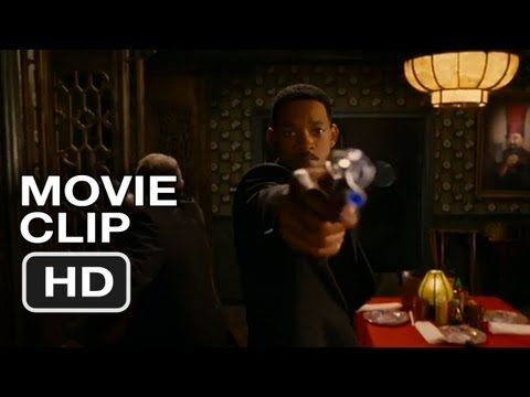 Men In Black 3 Clip - A Confusing Time (2012) Will Smith Movie HD
