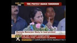 Mamata to protest against petrol price hike in Kolkata - NewsX