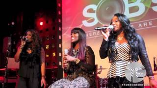 SWV Says R&B Used To Be Alive & Stand Out + Live Performance