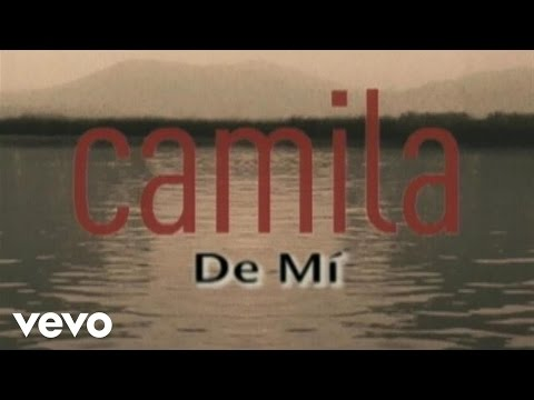 Camila - De Mi (Audio)