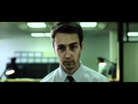 Fight Club -- Office Scene