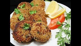 Cabbage Cutlets..