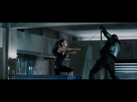Training Clip Catching Fire Games Catching Fire Clip