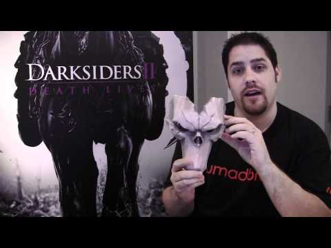 Darksiders II: Collector's Edition Death Mask - Official