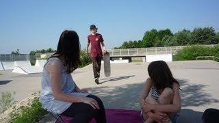 Folge 18: Berichten   Skateboard Unfall