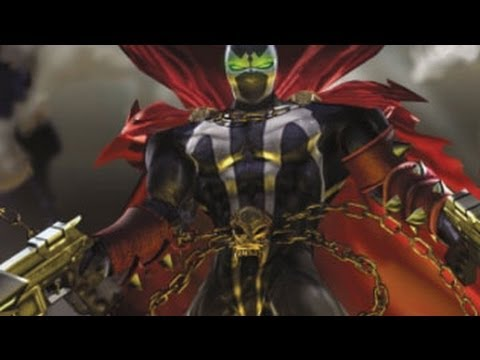 Spawn In Injustice Gods Among Us?!