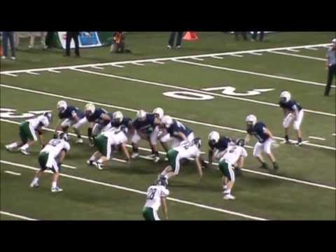 SEFO LIUFAU vs MAX BROWNE, WASHINGTON 2012 4A CHAMPIONSHIP (Washington's Best Quarterbacks)