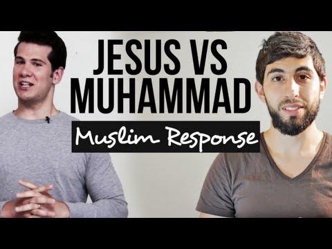 Prophet Jesus Vs. Prophet Muhammad!