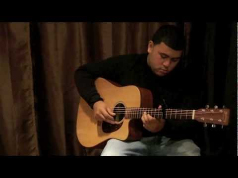 Rihanna - We Found Love - JussJef Acoustic Cover
