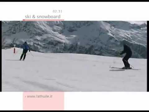 La Thuile - Sci alpino e snowboard