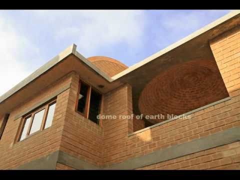 Ecological Architecture- building with earth in Bangalore