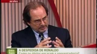 A despedida de Ronaldo - 2º bloco