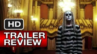 Instant Trailer Review - The Lords of Salem - Instant Trailer Review (2012) Rob Zombie Movie HD
