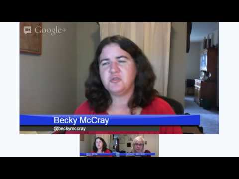 #45Conversations Talks #SOBCon with Becky McCray