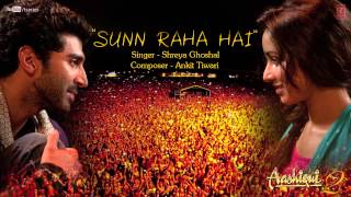 Sunn Raha Hai Na Tu By Shreya Ghoshal Full Song Aashiqui 2