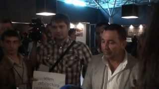 Protest al arhitecților la Moldova Expo-2015 Milano