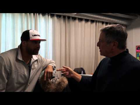 NFL Shawne Merriman gets an office at MMA Elite - The Elite Life (Teaser)