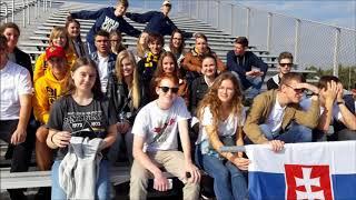 Návšteva Neuqua Valley High School
