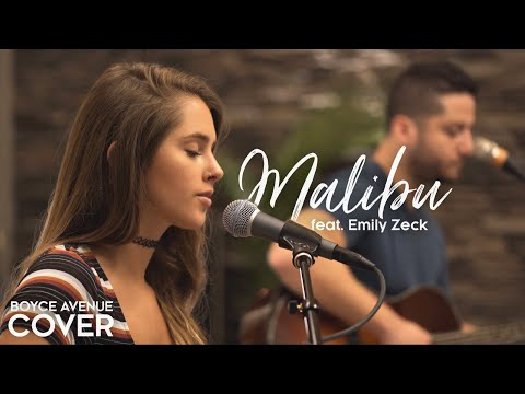 Malibu (Miley Cyrus Acoustic Cover) [Feat. Emily Zeck]