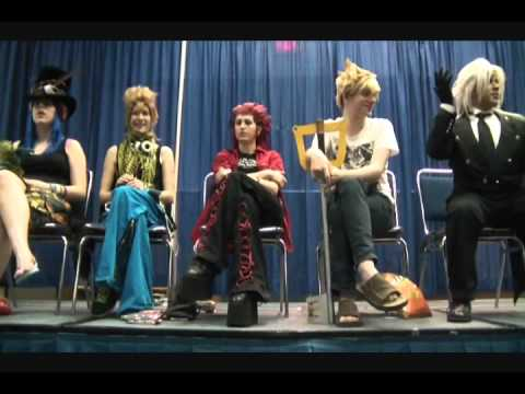 Demyx Time Panel (Sunday) Part 5/5 - Metrocon 2011