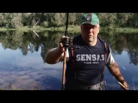 рыбалка с нормундом грабовскисом ловля на фидер