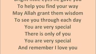 you are special lyrics