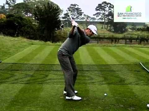 Dustin Johnson DL 5i Slow Motion Golf Swing 300 FPS