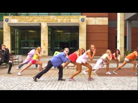 Gangnam Style w Krakowie