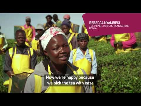 Unilever Heroes: Samuel Okeyo, Kenya