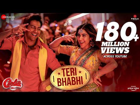 Teri Bhabhi - Coolie No.1  Varun Dhawan, Sara Ali Khan   Javed - Mohsin Ft. Dev N & Neha K   Danish