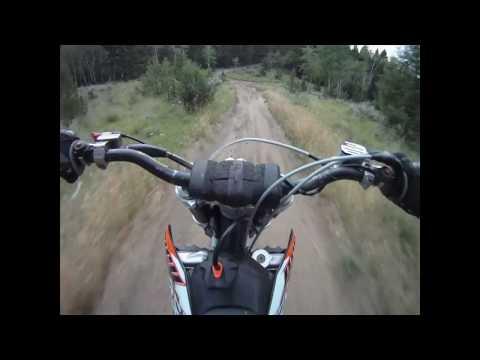 GoPro HD HERO camera: MX Tree Run