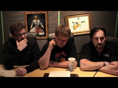 Robb, Mike and JP answer Reddit's questions! Pt. 1