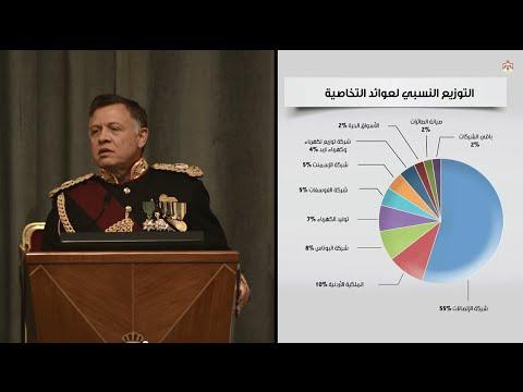 فيديو : الملك عبدالله الثاني يفتتح الدورة العادية الثانية لمجلس الامة السابع عشر