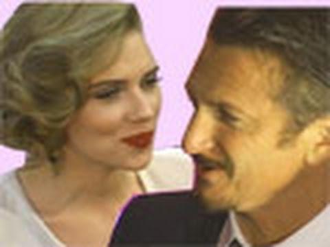Scarlett DATING 50 year old Sean Penn !