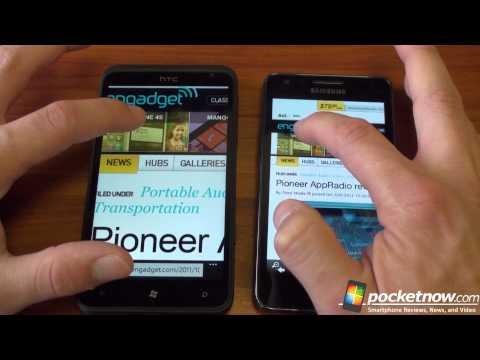 HTC Titan Software Review