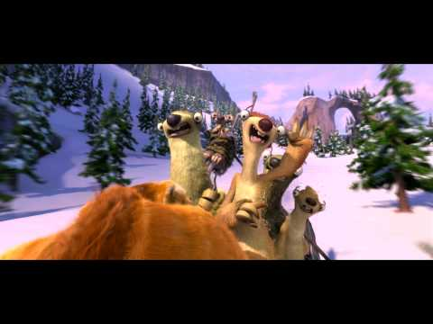 Ice Age 4 - Log Ride