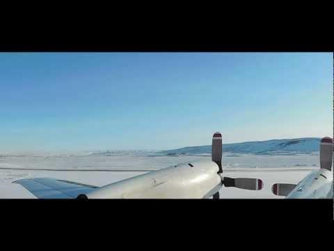 NASA | Operation IceBridge: Wheels Down in Thule