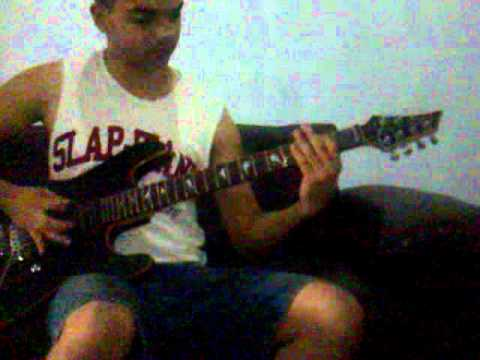 Metal Riffs By Adriano alves.wmv
