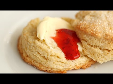 How To Make Cream Scones - Kitchen Conundrums with Thomas Joseph