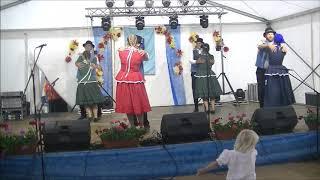 2019.08.03. Zalacsébi Falunapok - Salla Néptáncegyüttes