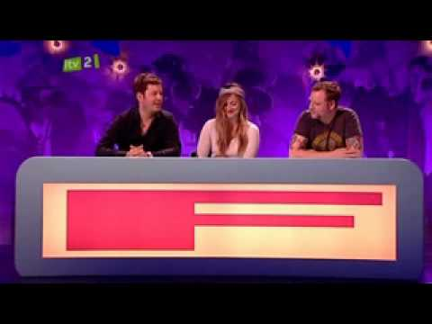 Celebrity Juice with Katie Price (Part 3/3)