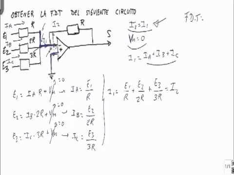 Modelizacion de sistemas electricos funcion de transferencia