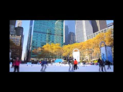 Ice Skating New York City