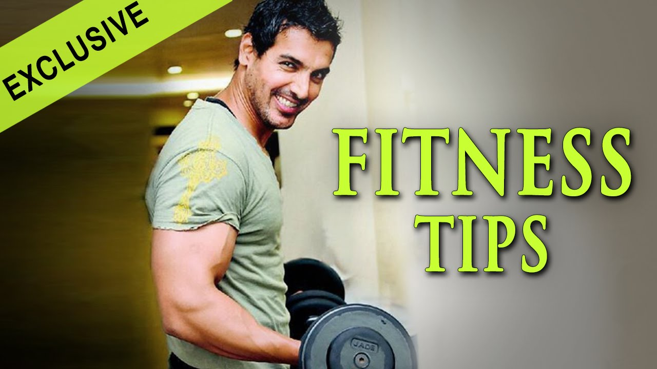 John Abraham Fitness Tips - Celebrity Fitness - Bipasha Basu Love Yourself