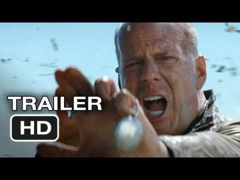 Looper Official Full Teaser Trailer #1 (2012) Joseph Gordon-Levitt, Bruce Willis Movie HD