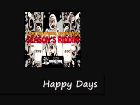 Wayne Marshall Happy Days Season Riddim