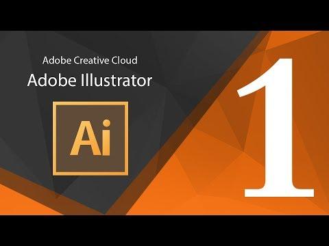 تعلم أدوبي أليستريتور للمبتدئين :: Adobe Illustrator :: المحاضرة الأولى