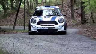 Vid�o Rallye du Limousin 2013 (HD)