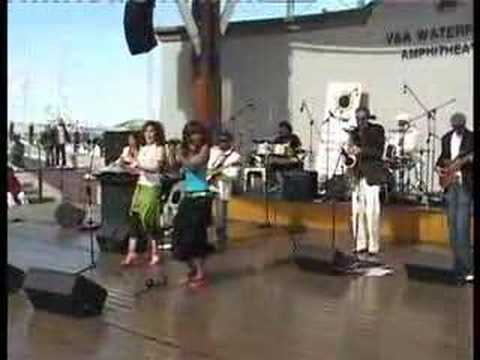 "South African band Tucan Tucan performing ""Xiluva"""